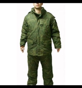 Комплект военной зимней одежды