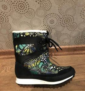Ботинки дутики Adidas Original