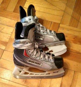 Коньки хоккейные детские BAUER vapor