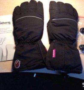 Перчатки с обогревом