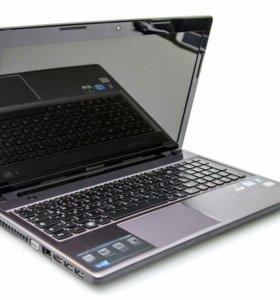 Ноутбук lenovo z 580 запчасти