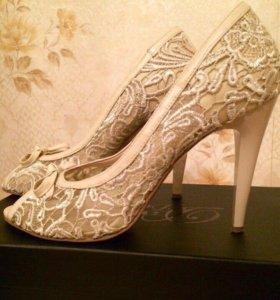 Туфли вечерние/свадебные