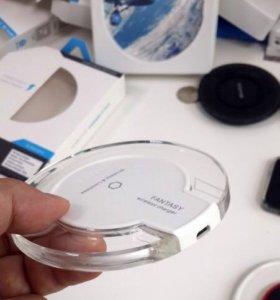 Беспроводная зарядка для iPhone 5, 5s, 6