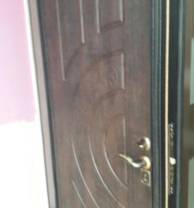 Дверь терморазрыв