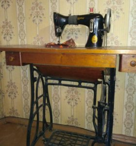 Швейная машинка 1958 года