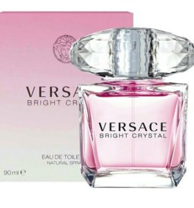 Versace bright crystal. 90ml