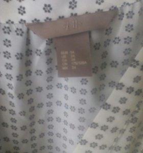 Блузка H&M 66-68размер