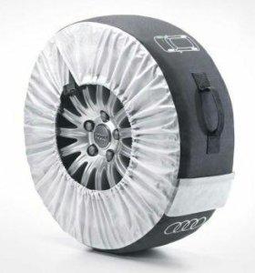 Чехлы для колес Audi