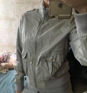 Итальянская куртка Kocca ЭКО-кожа