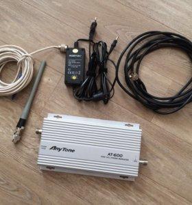 Усилитель сигнала Any Tone AT-600