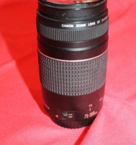 Объектив CANON 700mm EF 75-300mm