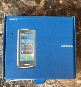 Продам телефон NOKIA C6-01
