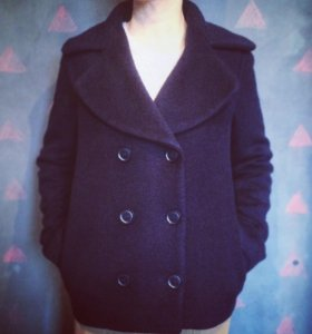 ❤️Пальто/куртка анорак из шерсти 100%