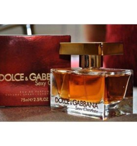 Dolce & Gabbana Sexy Chocolate 75 ml