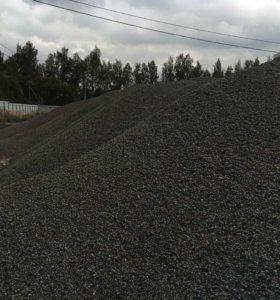 Доставка гранитного щебня по Калужской области