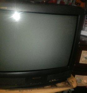Телевизор вхорошом состояние