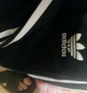 Штаны  адик (adidas)