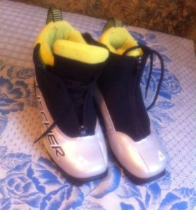 Лыжные ботинки Fisher 37 размер