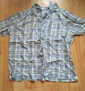 Мужская рубашка 56