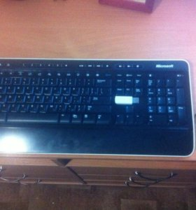 Без проводная клавиатура и мыш
