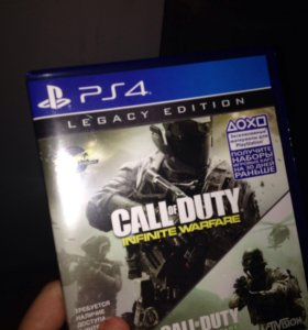 Игра ps4 Call of Duty:Infinite Warfare