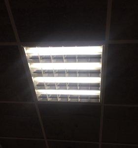 Светильники с лампами
