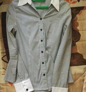 Рубашка женская (блузка) 42-44