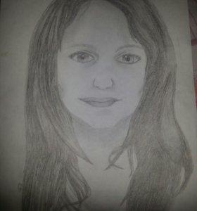 Рисунок с фото