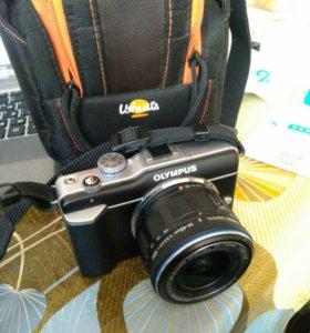 Фотоаппарат olympus pen epl1