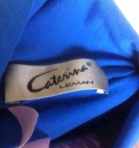 Caterina Leman блуза из натурального хлопка M