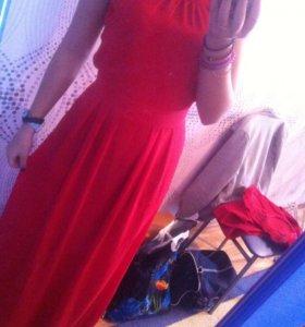 Платье в пол(вечернее, выпускное)