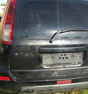 Крышка багажника NISSAN XTRAIL