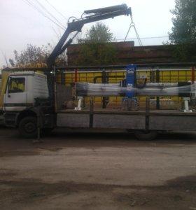 Манипулятор кран 5 тонн 10 метров