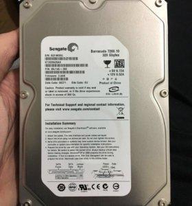Продам жёсткий диск Seagate ST3320620AS 320GB