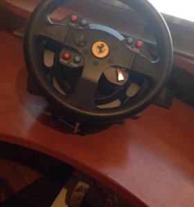 Thrustmaster t300 rs Ferrari wheel