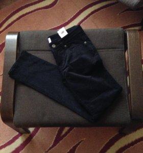 Вельветовые брюки /чёрные джинсы