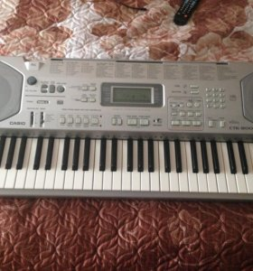 синтезатор Casio ctk 800