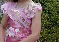 Платье для детей 6-8 лет
