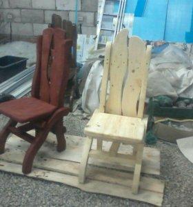 Двери стулья