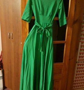Вечернее платье б/у 1 раз