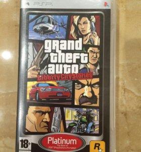 Игра GTA на PSP
