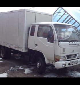 Продам грузовой-фургон Changan SC1030 FW8