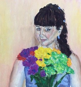 Портрет а4