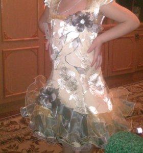 Платье детское 5-8 лет