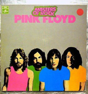 The Pink Floyd - Masters Of Rock(пластинка)