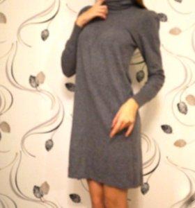 Платье, тёплое