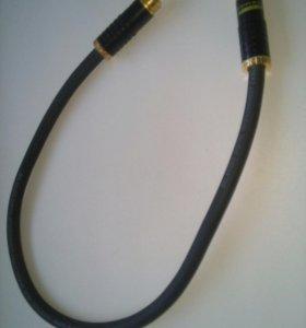 Коаксиальный кабель Oehlbach NF 13 RCA фирменный