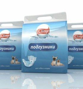 Cliny Подгузники для собак и кошек