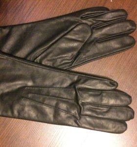 Перчатки НОВЫЕ КОЖАНЫЕ женские