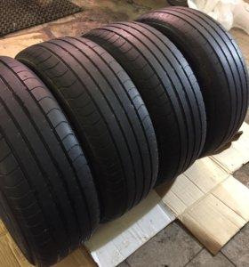 Dunlop sport 2050M. 205/60r16. 4шт. Хорошие.